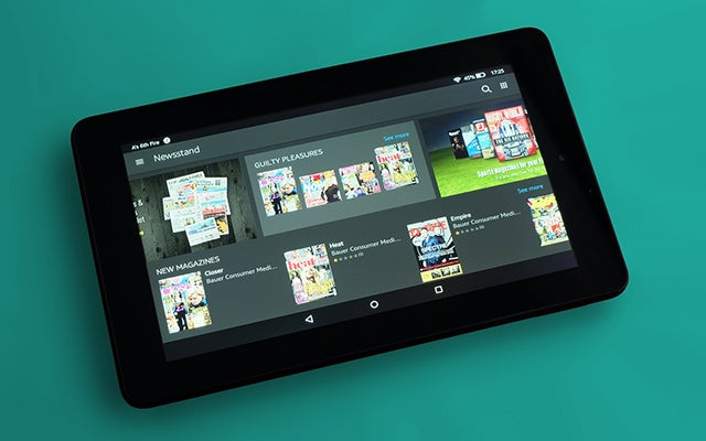 Amazon Fire 7 Review | Trusted Reviews