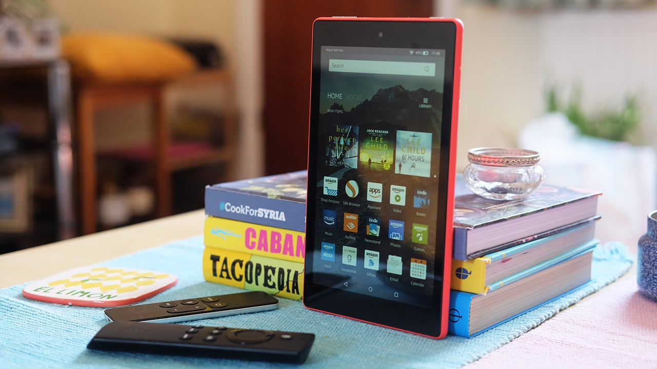 Amazon Fire HD 8 Review | Trusted Reviews