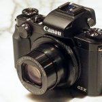 Canon G5 X 5