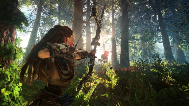 The brilliant Horizon: Zero Dawn is reportedly coming to PC this year
