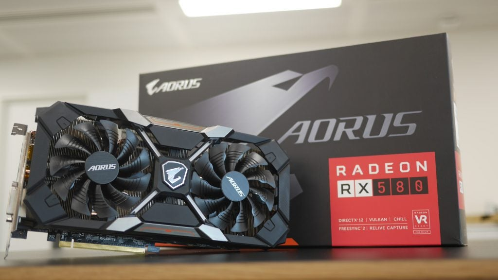 Amd Radeon Rx 580 Review Trusted Reviews