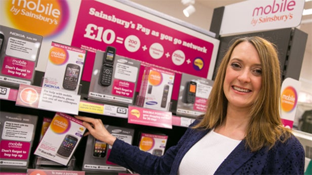 Sainsburys mobile