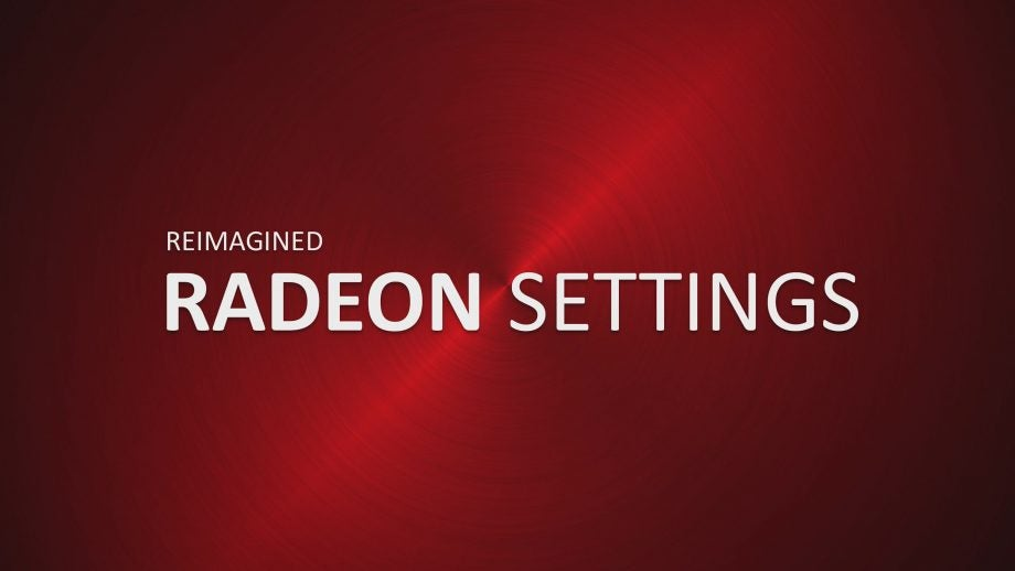 AMD Radeon Software Crimson to replace Catalyst driver | Trusted Reviews