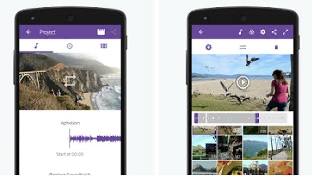 Adobe Premiere Clip Android