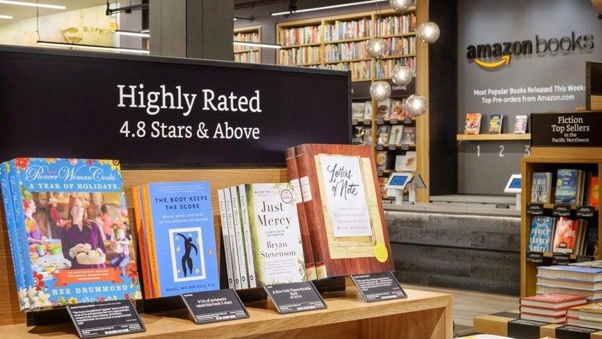 Amazon Bookshop