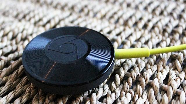 Chromecast Audio 21