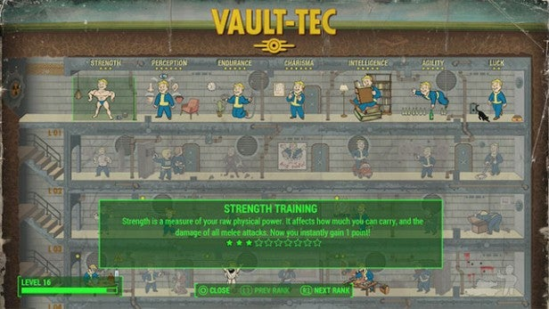 Fallout 4 Perks Guide: How to make your character S P E C I A L