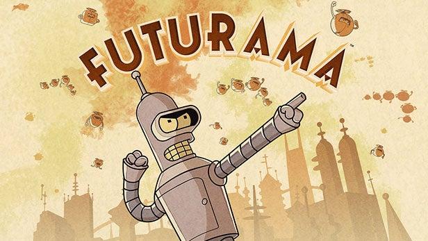 Futurama: Release the Drones