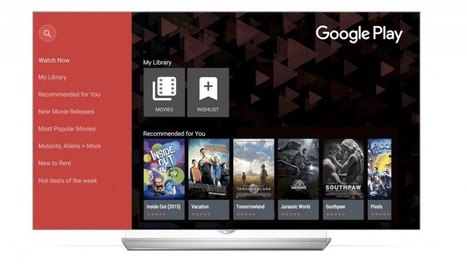 Google Play Smart TV