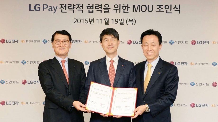 LG Pay mobile payment system announced | Trusted Reviews