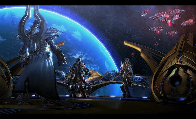 Legacy of the Void 1 2 - StarCraft II: Legacy of the Void Review