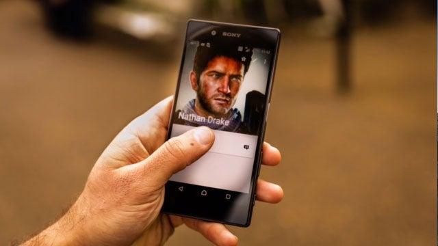 Nathan Drake phone