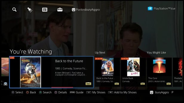 Playstation Vue Review Trusted Reviews