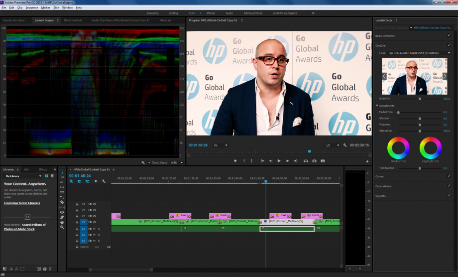 Adobe Premiere Pro CC 2015 Review   Trusted Reviews