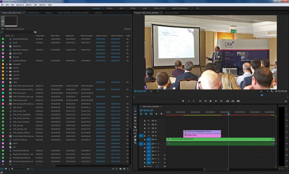 Adobe Premiere Pro CC 2015 Review | Trusted Reviews