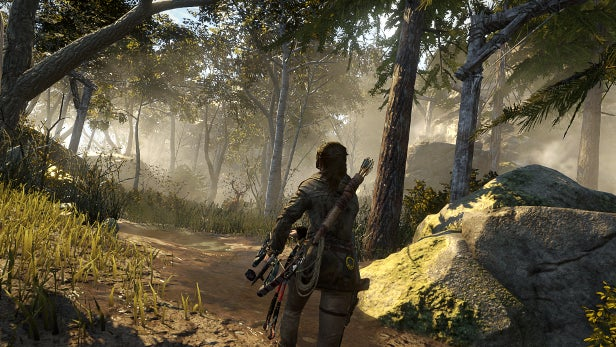 Rise of the Tomb Raider Review   Trusted Reviews