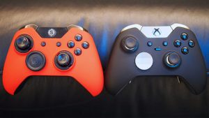 Xbox One Elite Controller vs SCUF Infinity 1 | Trusted Reviews