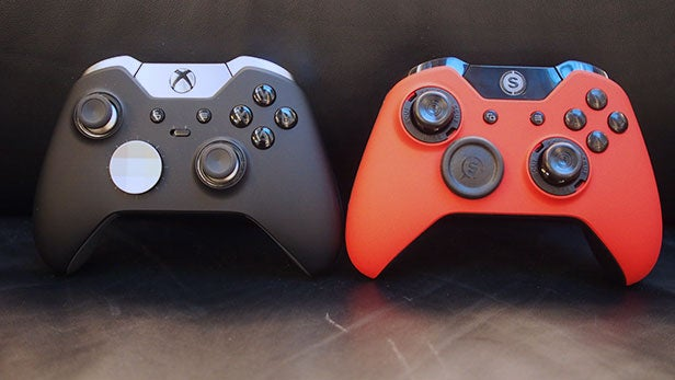 Xbox One Elite Controller vs SCUF Infinity 1 21