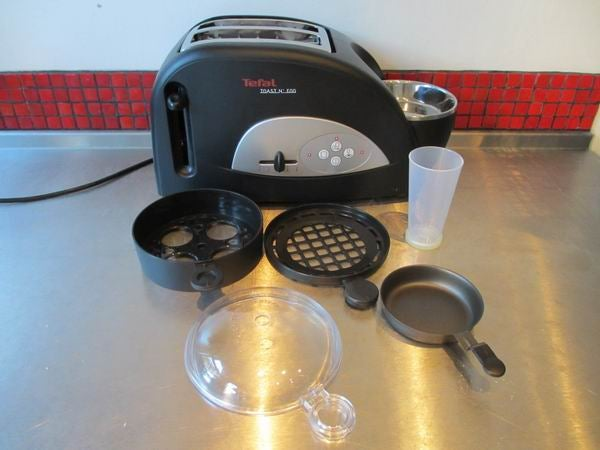 Tefal Toast N Egg Review Trusted Reviews