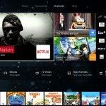 Xbox One UI 5