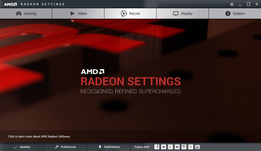 AMD Radeon Software Crimson Edition Review | Trusted Reviews