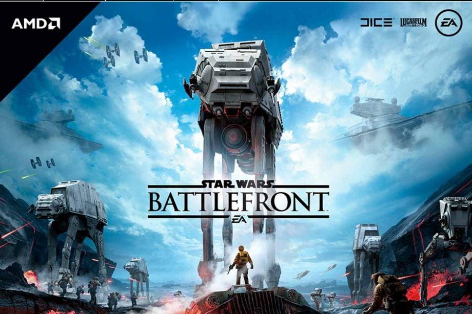 AMD Star Wars Battlefront