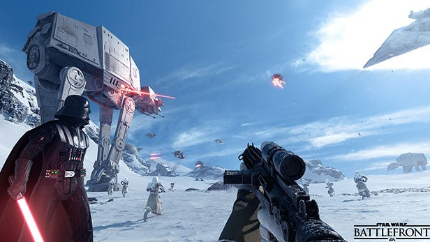 Battlefront Hoth