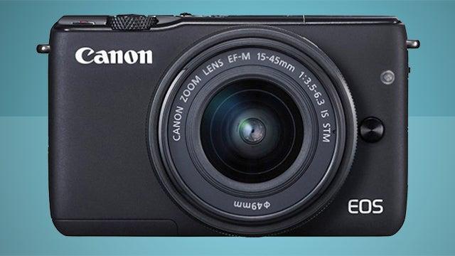 Canon EOS M10 5