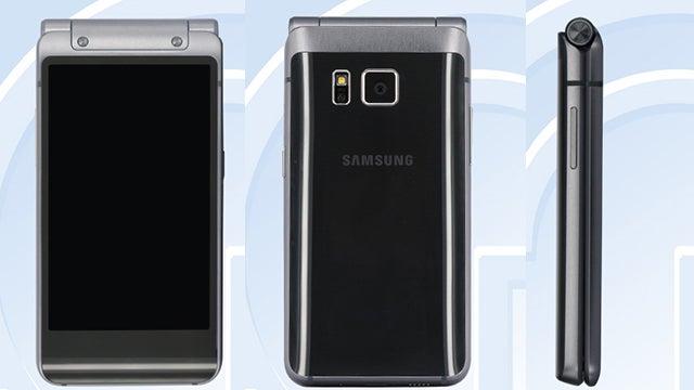 SamsungFlipPhone