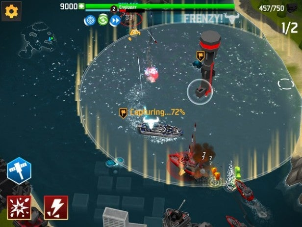 Fortress Destroyer 7