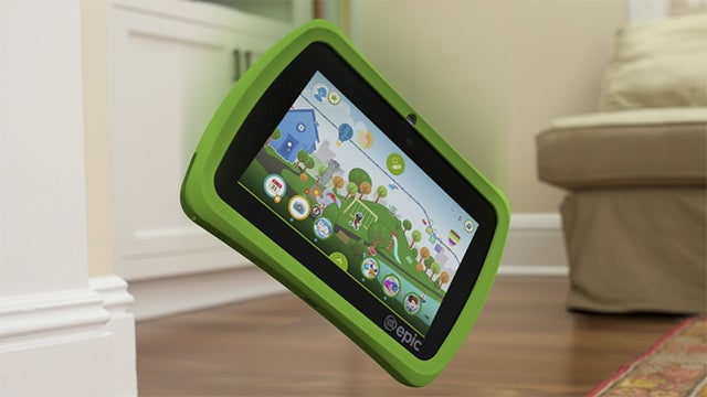 LeapFrog Epic Review | Trusted Reviews