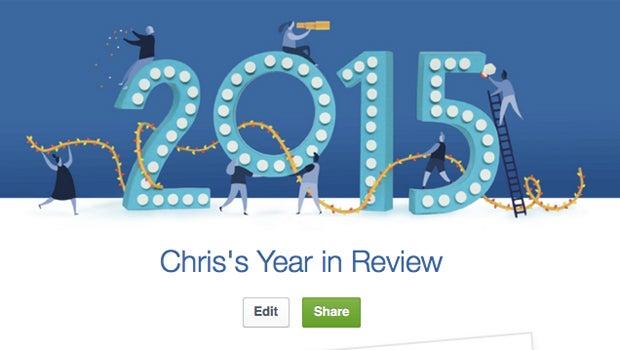 Facebook YIR 2015