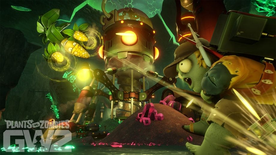 Plants Vs Zombies Garden Warfare 2 Review Trusted Reviews