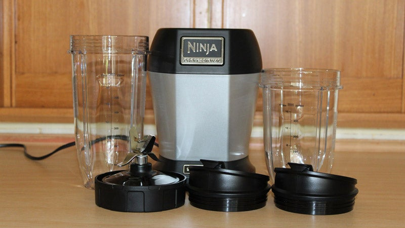 Nutri Ninja Pro Blender BL450 Review | Trusted Reviews