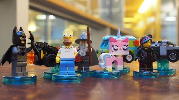 Lego Dimensions vs Skylanders Superchargers vs Disney Infinity 3.0 ...