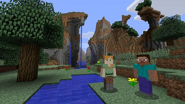 Minecraft Wii U Edition To Support Voice Chat And Usb Keyboards