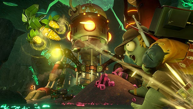 Plants vs zombies garden warfare 2 review trusted reviews - Plants vs zombies garden warfare 2 review ...