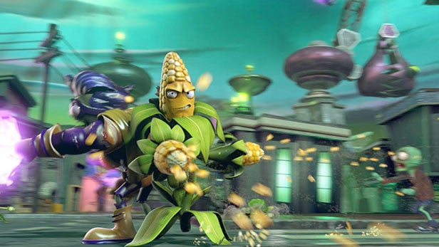 Plants vs Zombies: Garden Warfare 2 Review | Trusted Reviews