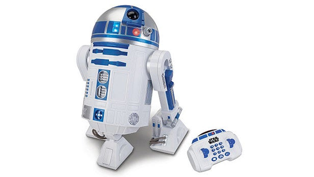 R2-D2 Interactive Robot Droid | Trusted Reviews