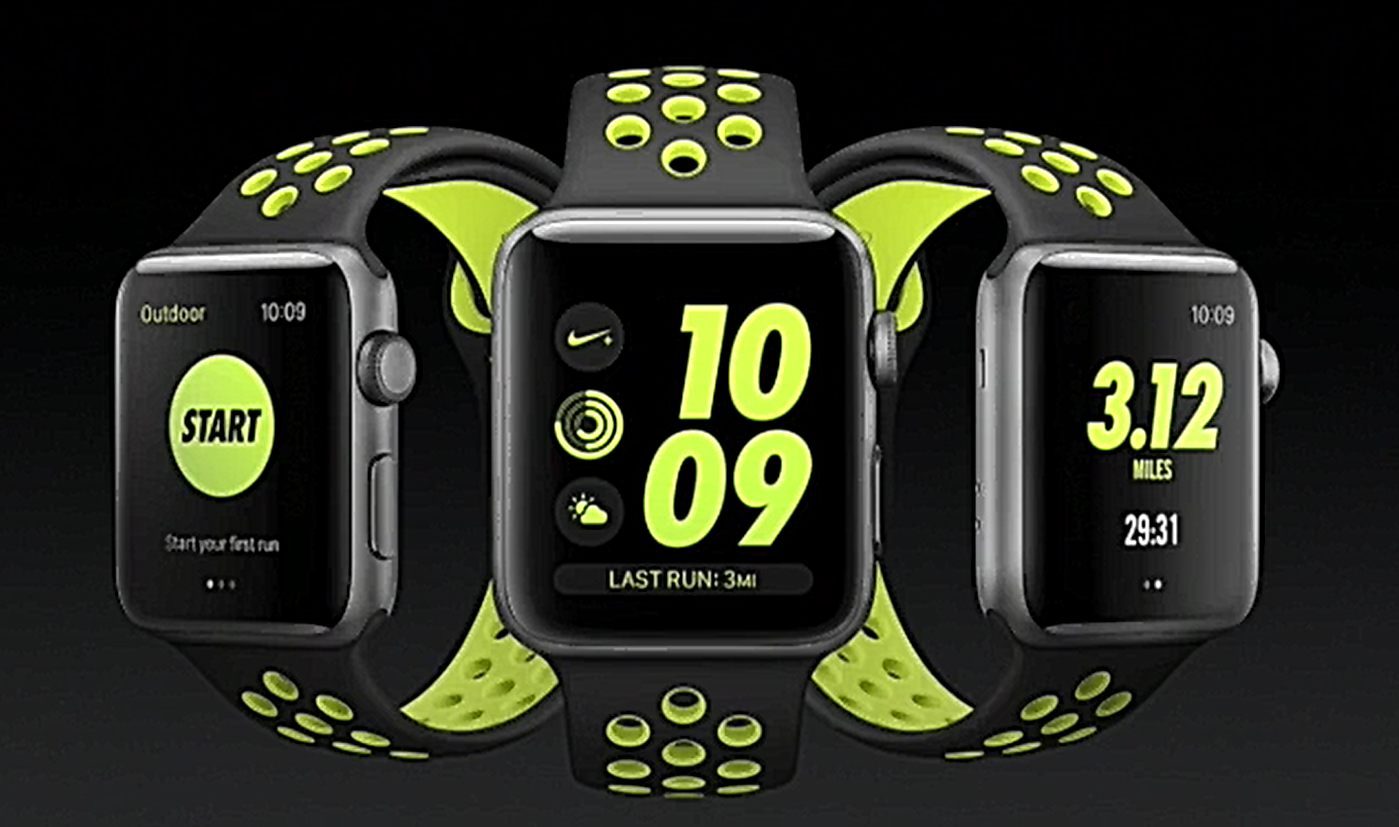 apple nike watch series 2. apple watch series 2 discounted to £69 for people who actually exercise | trusted reviews nike