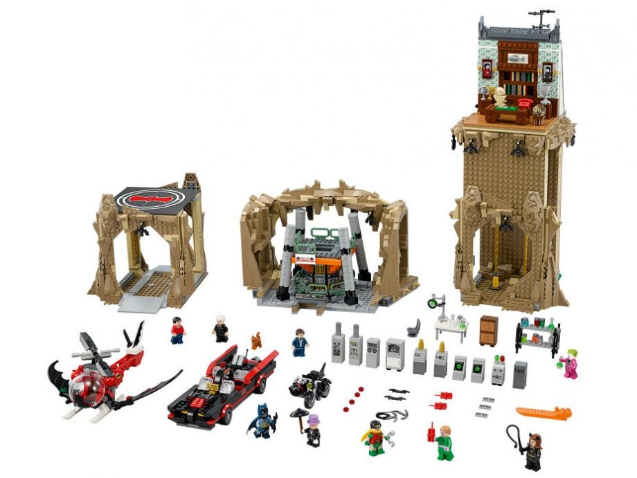 7e0c94610 Best LEGO Sets 2018: From Harry Potter to Big Ben | Trusted Reviews