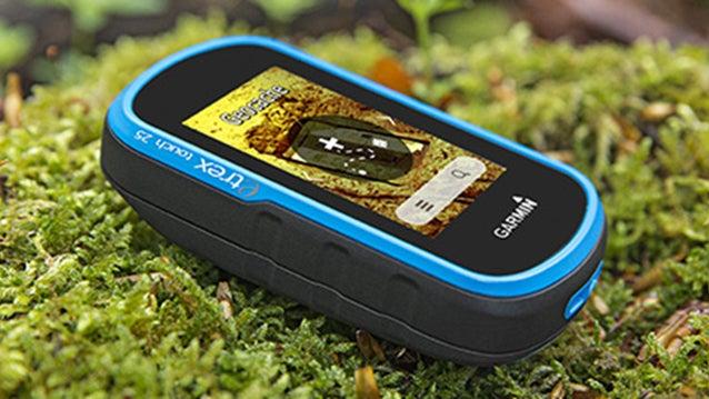 Gamin eTrex Touch 25