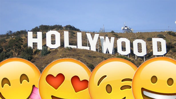 hollywood emoji