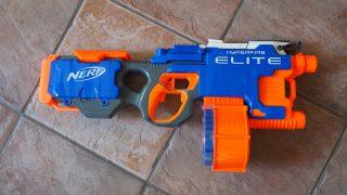 NERF Elite Hyperfire 5