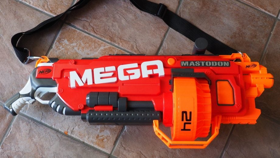 NERF Mega Mastodon Review | Trusted Reviews