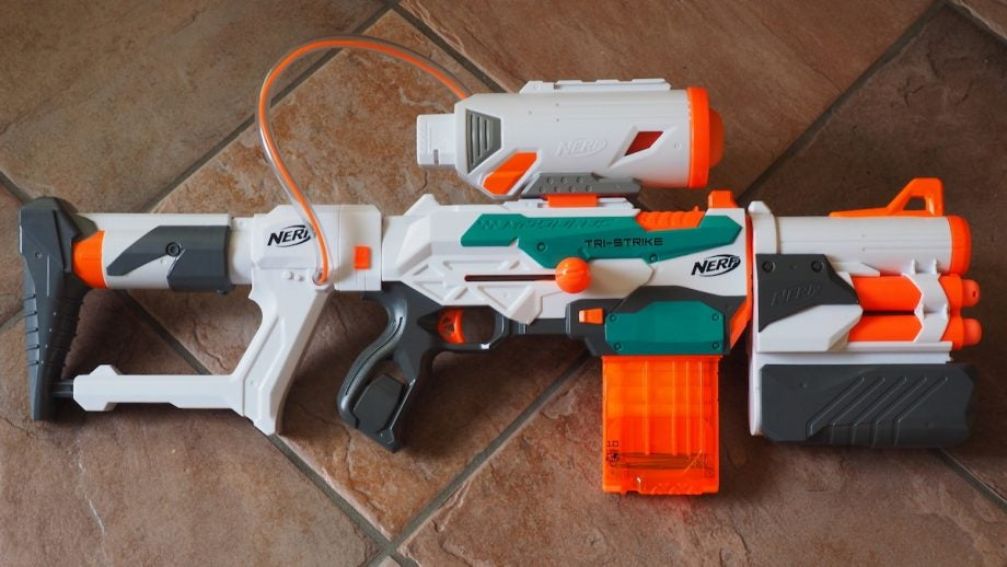 Nerf Modulus Tri Strike Review Trusted Reviews