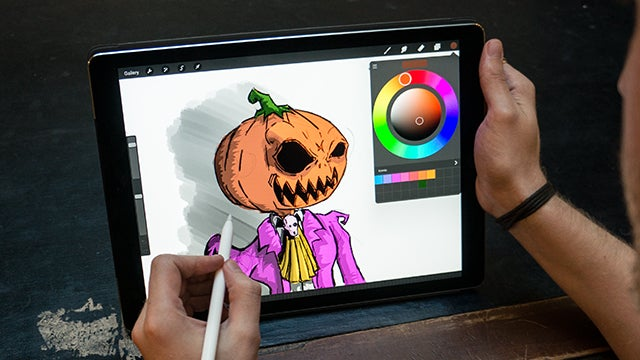 iPad Pro: The ultimate tool for artists? | Trusted Reviews