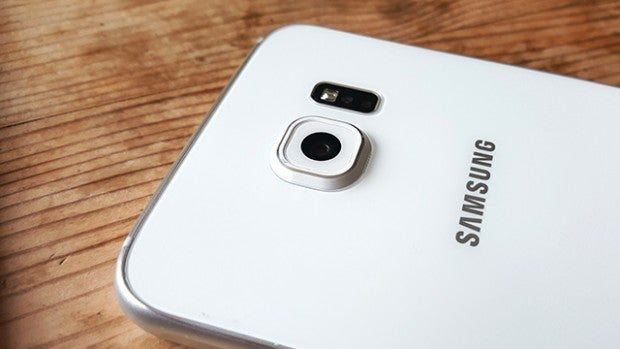 Samsung Galaxy S6 camera