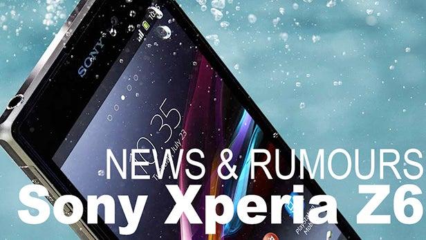 Sony Xperia Z6 5
