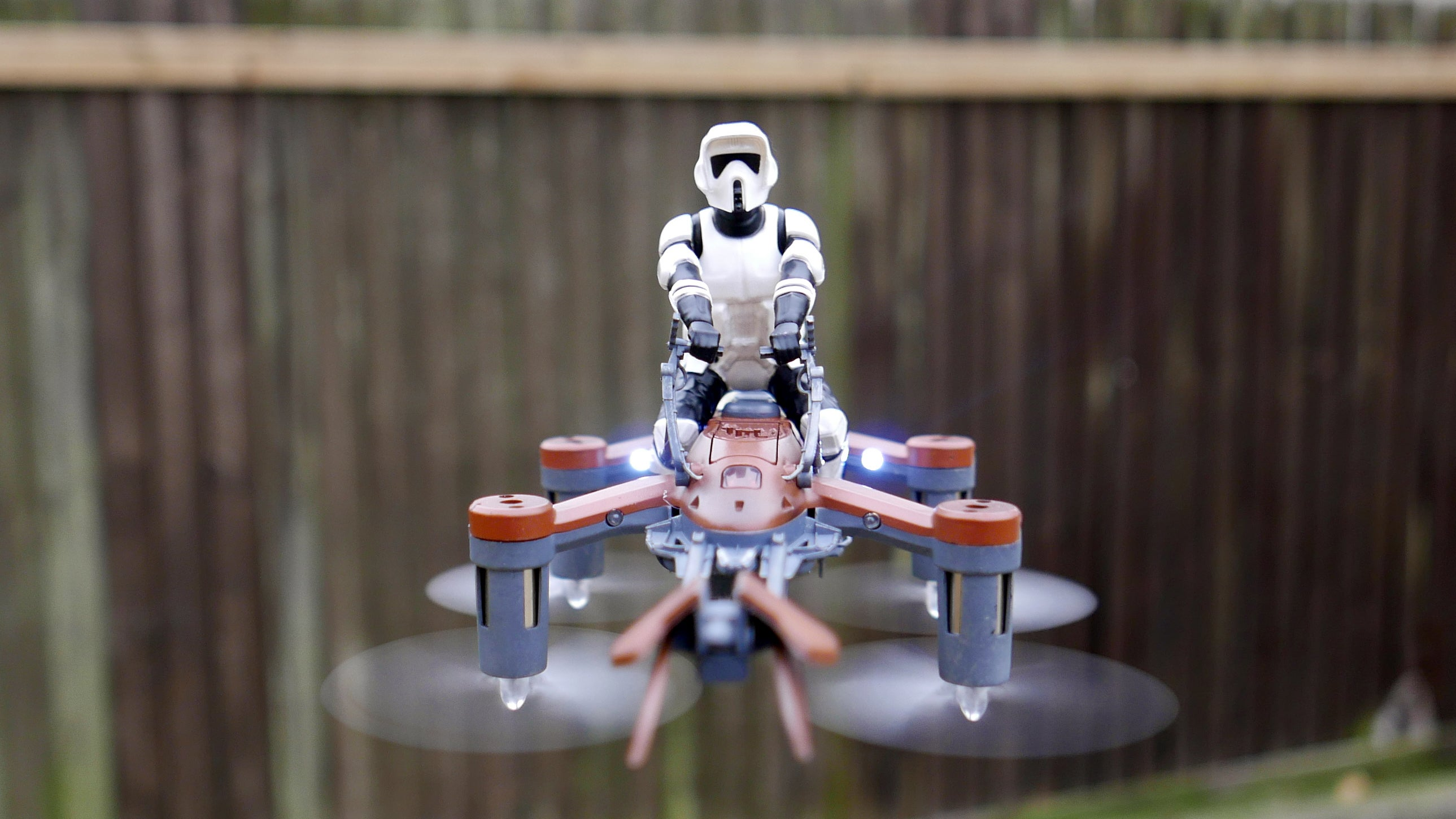 What Hi Fi Headphones >> Star Wars Propel Battle Drones Review | Trusted Reviews